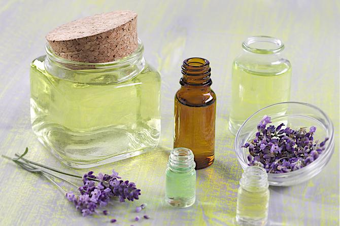 Aceites esenciales para dolores de cabeza