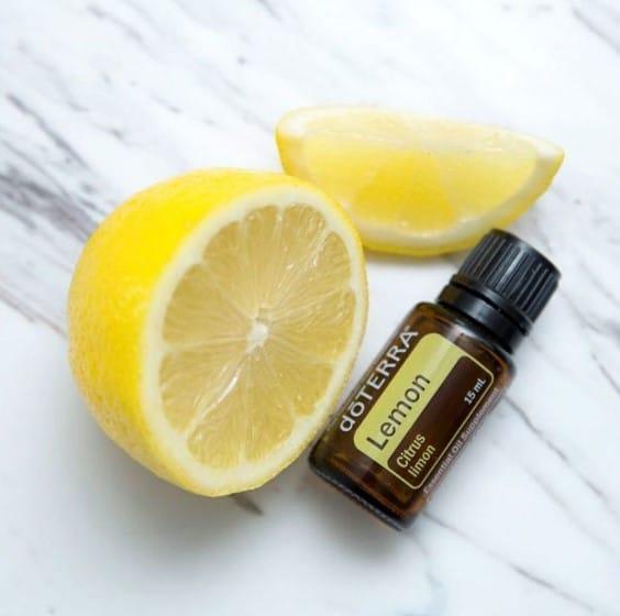 Aceite Esencial de Lemon Doterra