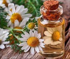 aceite de manzanilla esencial