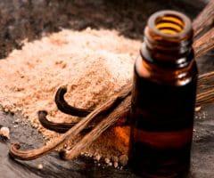 aceite de vainilla
