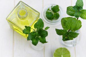 Aceite, Esencial de limon