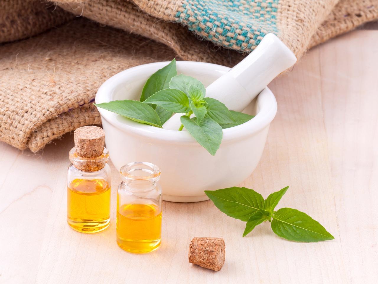 Aceite esencial de Ylang Ylang para aliviar la depresión