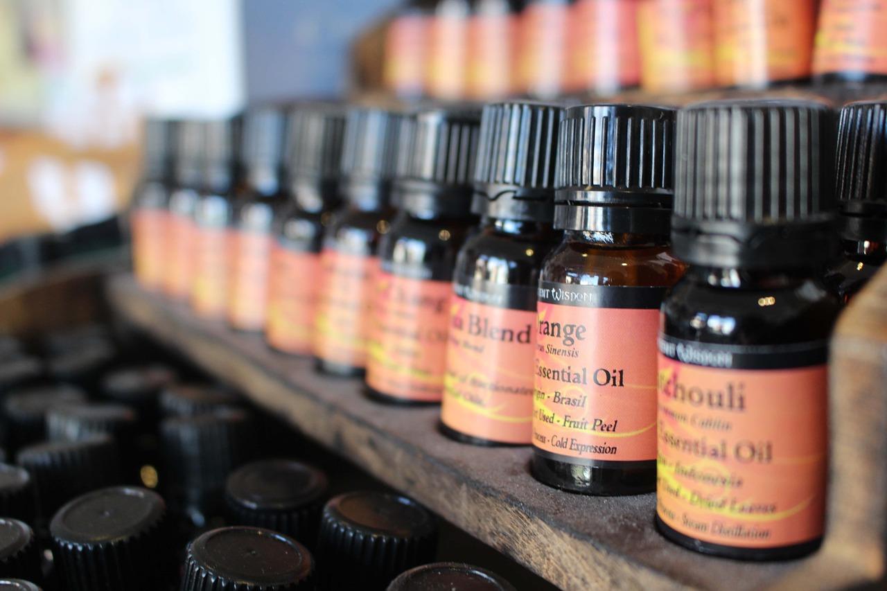 Dónde comprar efectivos aceites esenciales