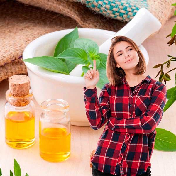 12 Aceites esenciales para combatir la sinusitis, escurrimiento nasal, dolor de cabeza y todos sus síntomas