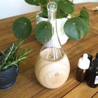 difusor de aceites esenciales nebulizado