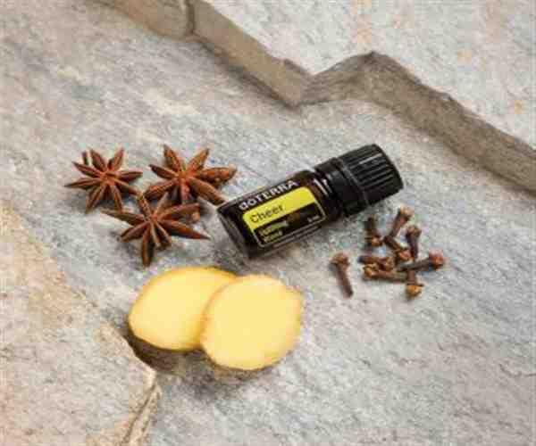 doTERRA Mezcla de aceite de alegría Sanadores