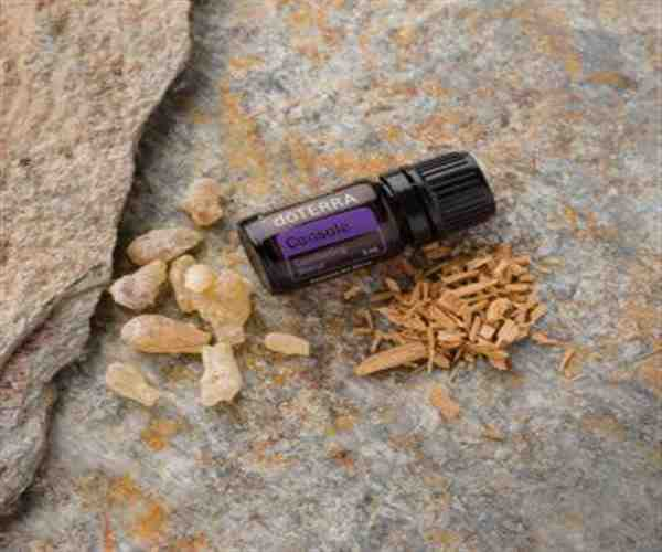 DoTERRA Console Oil Mixing Healingoils