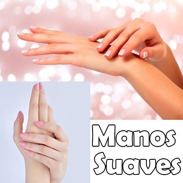 hermosas manos duaves