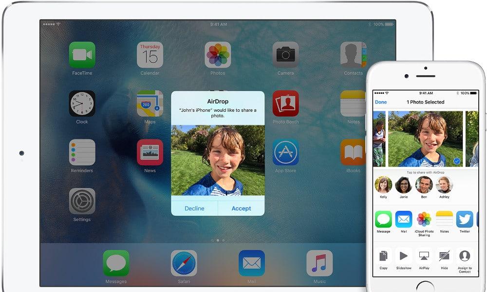 Qué es el Airdrop en Apple iPhone, iPad, Mac y iPod – 7 cosas que debes conocer