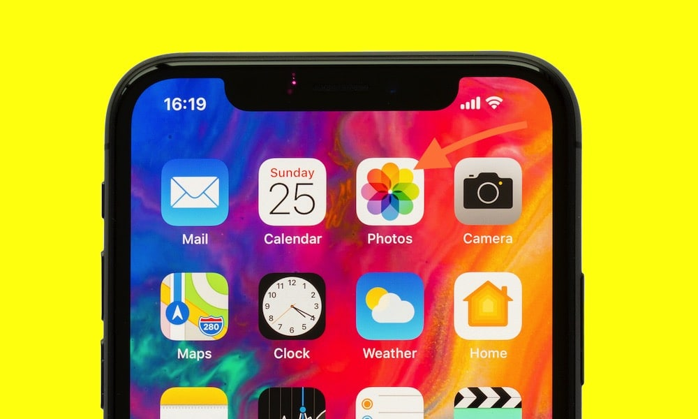 iphone photos app
