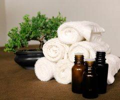 masaje aceite
