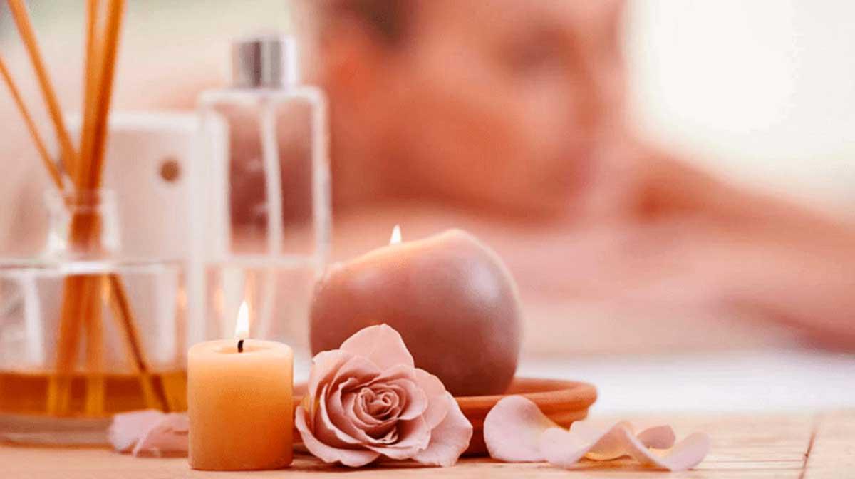 Masaje de terapia con aroma: así es como funciona