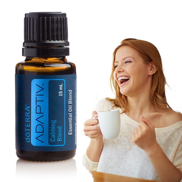 Adaptiv Aceite Esencial De DoTERRA Propiedades