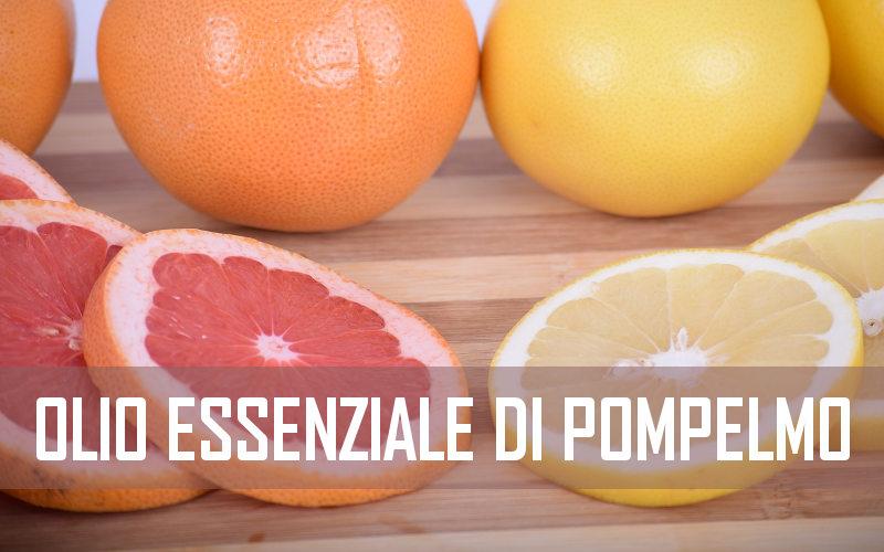 Aceite esencial de pomelo para la perdida de peso