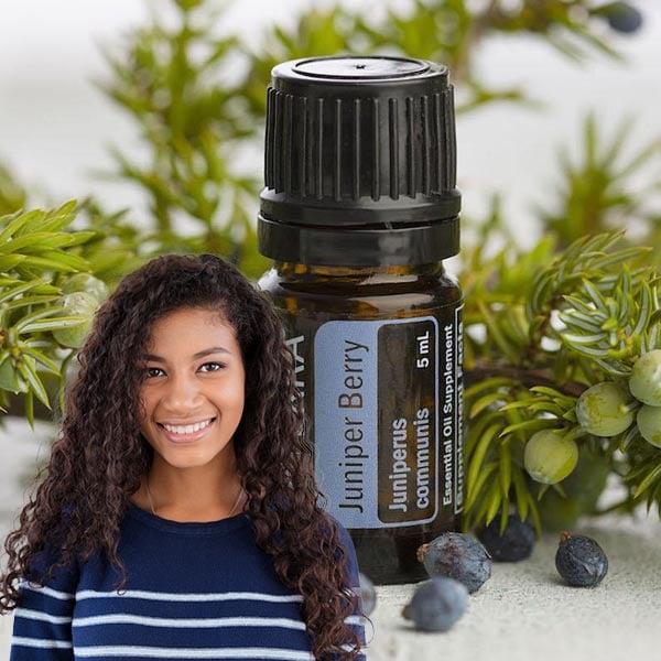 Aceite Esencial de Enebro – Juniper Berry de Doterra 5 Usos y Beneficios de este poderoso Aceite